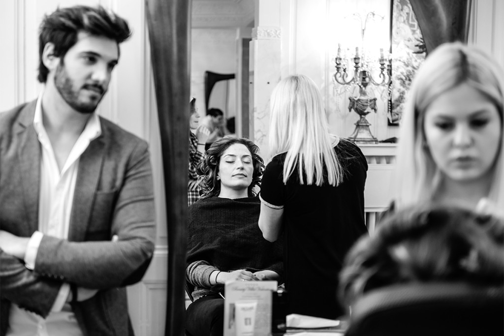 Getting ready Hochzeit Villa Valentino Zuerich Hochzeitsfotograf berlin