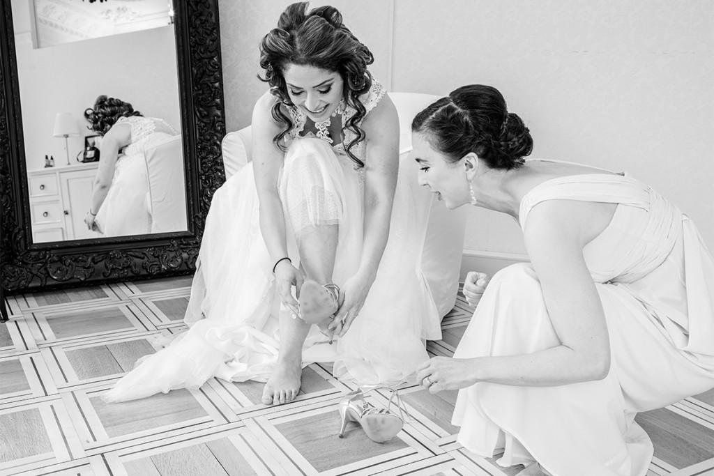 Getting ready Hochzeitsvilla Valentino Zuerich Hochzeitsfotograf berlin