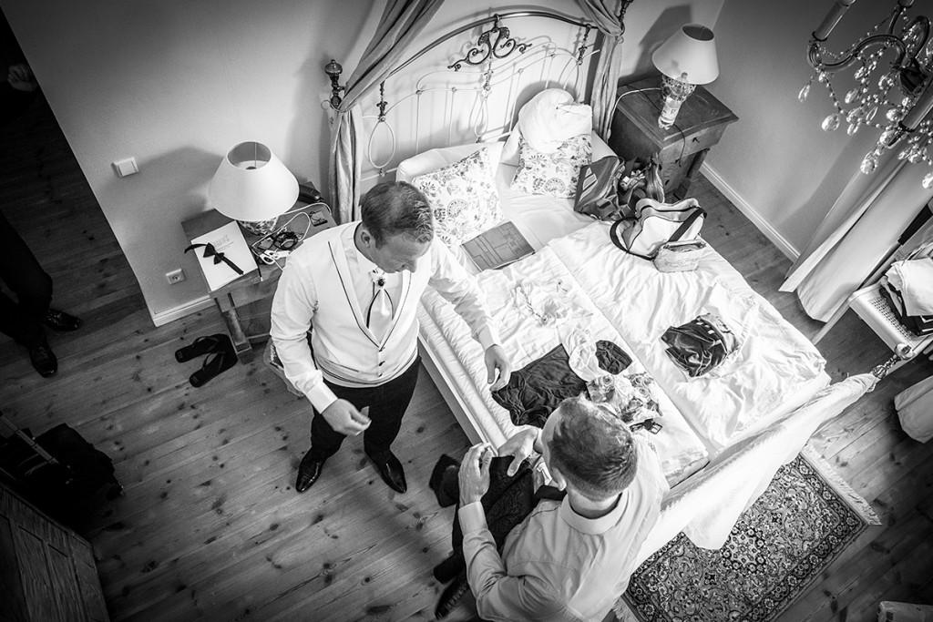 Hochzeit auf Schloss Steinhoefel Hochzeitsfotografie Berlin