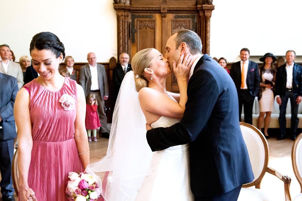 Hochzeitsfotografie Berlin Grunewald Standesamtliche Trauung Berlin Schmargendorf Hochzeitsreportage