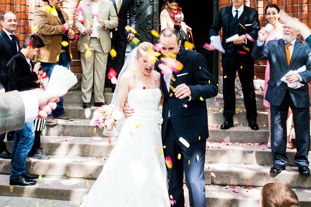 Hochzeitsfotos Standesamtliche Trauung Standesamt Schmargendorf Grunewald Berlin
