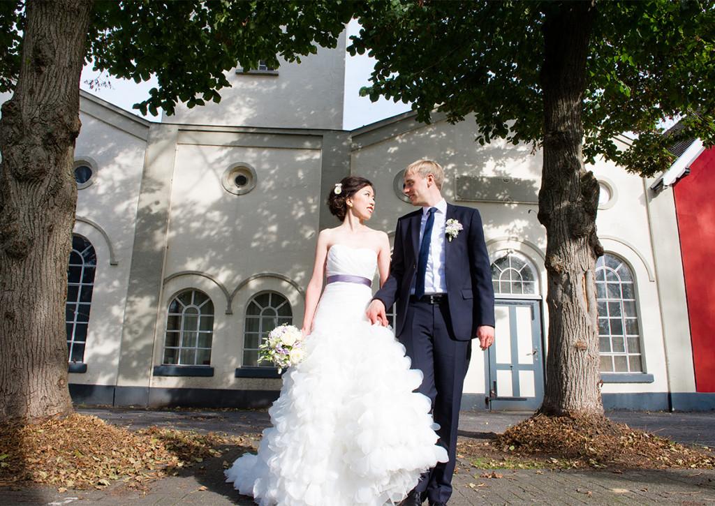 Hochzeitsportraits Niedersachsen Emsland Hochzeitsfotograf Berlin