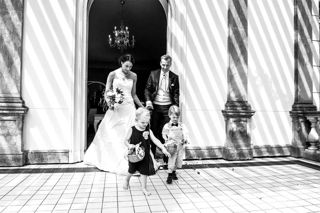 Trauung Schloss Steinhoefel Hochzeitsfotografie Berlin