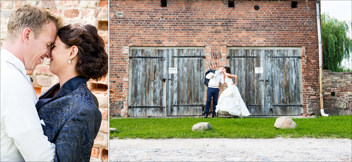 Hochzeitsportrait Schloss Steinhoefel