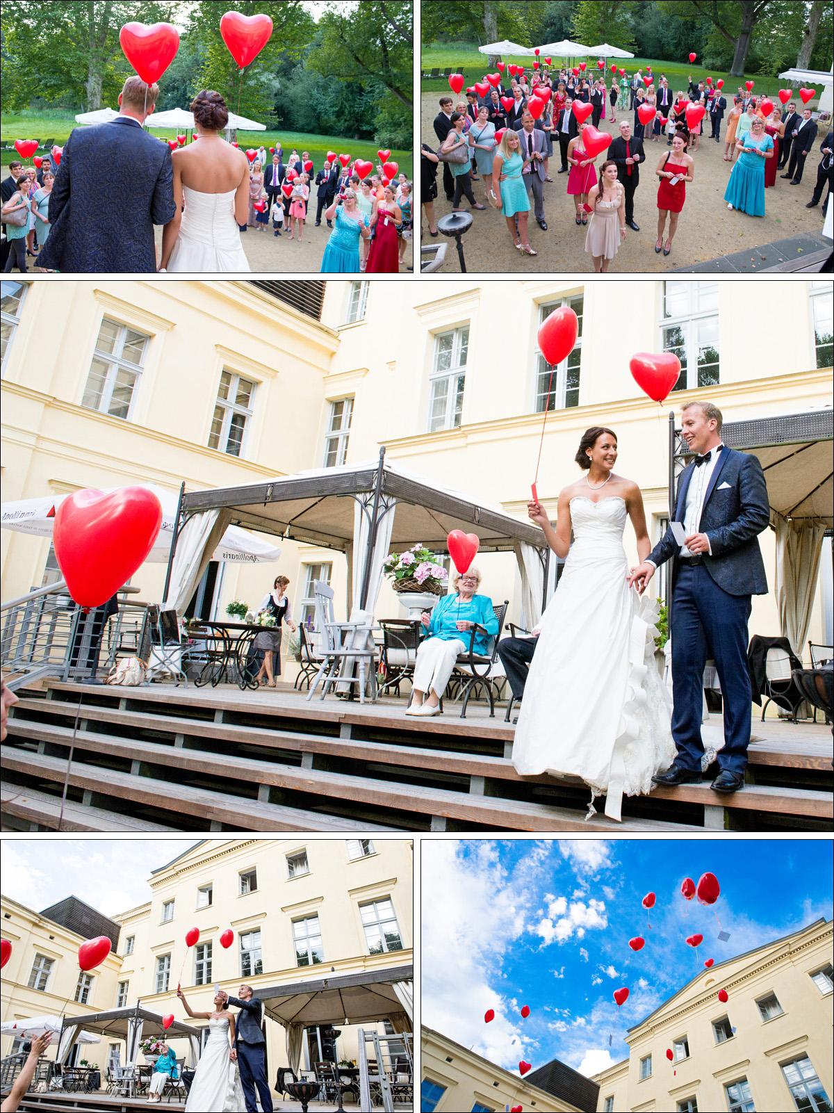Hochzeitssfotografie Hochzeitsbilder Schloss Steinhoefel Hochzeitsfotografie Berlin