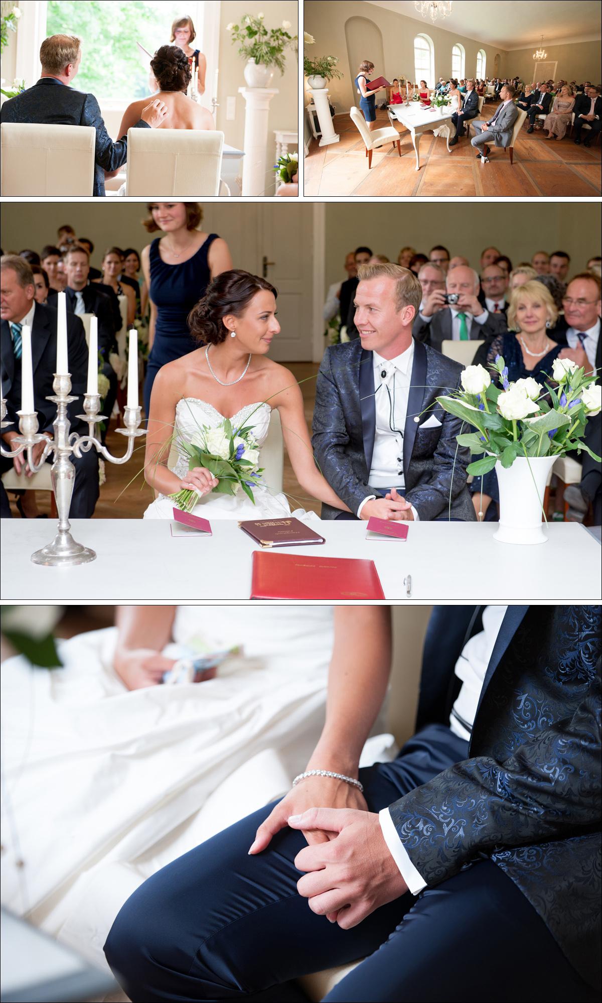 Trauung Steinhoefel Hochzeitsfotograf Berlin